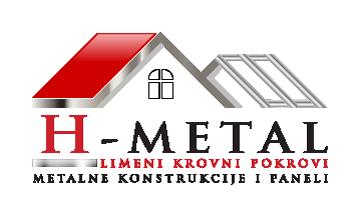 H-metal - limeni krovovi